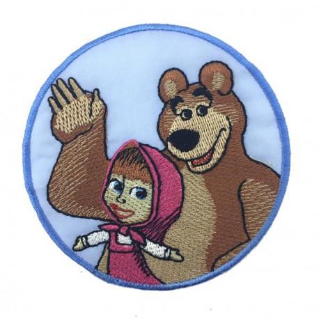 Masza i niedźwiedź  60 mm mała