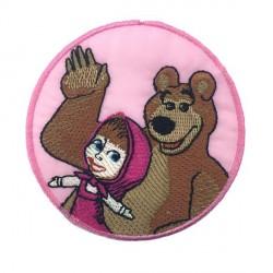 Masza i niedźwiedź  78 mm duża