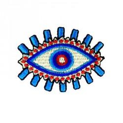Oko w stylu azteckim 5,5 x 4,9