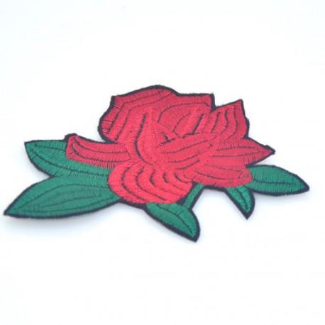 Róża czerwona 75x100 mm