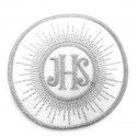 Aplikacja IHS 65 mm srebrna