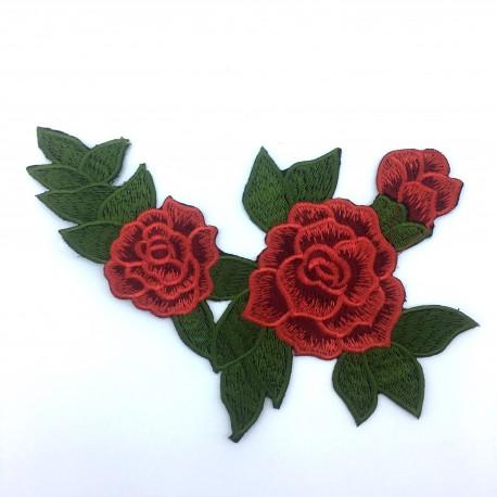 Aplikacja Róża 19 x 14,7 cm