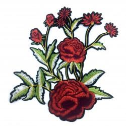 Róże i kwiatuszki 21 x 18,4 cm