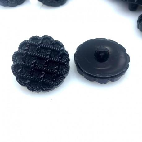 Czarna krata