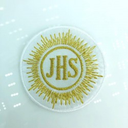Aplikacja IHS 80 mm złota