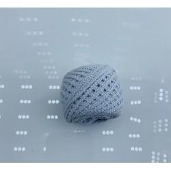Gumka płaska 3 mm Zwój 20 Mb. do maseczek miękka