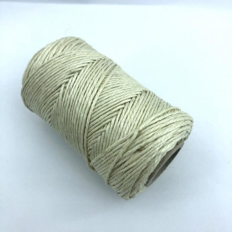 sznur lniany bielony 70