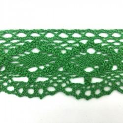 Koronka zielona 45 mm