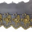 Taśma koralik  7,5 cm