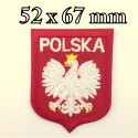 Herb Polski  średni