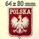 Herb Polski duży