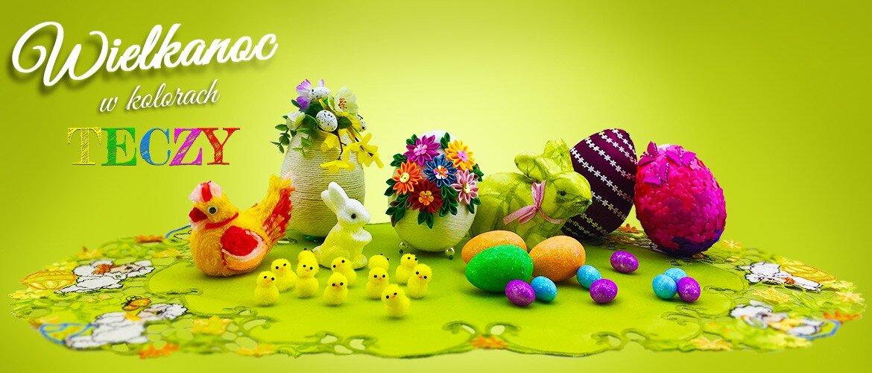 Wielkanoc w kolorach tęczy